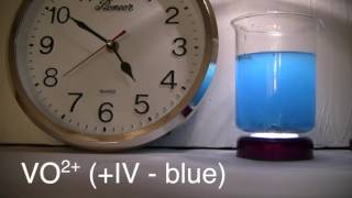 #014: Oxidation States of Vanadium
