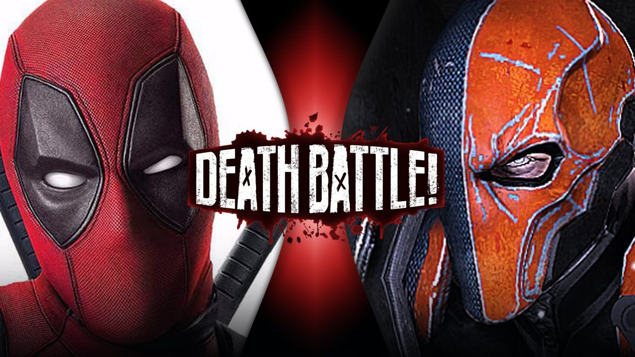 Deadpool Vs Deathstroke Marvel Vs Dc Death Battle