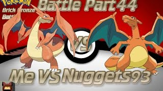 Roblox Pokemon Brick bronze #Battle Nuggets93.Part44