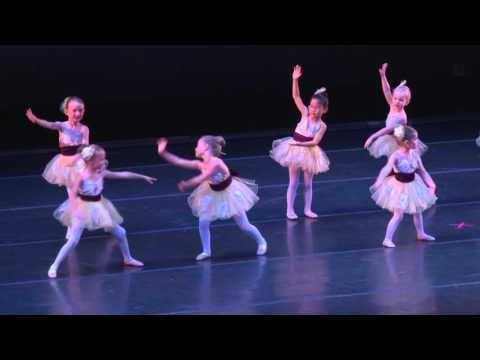 Allegro School of Dance Sizzle Reel - 2015