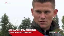 F95-Fanblock: Hautnah mit Alexander Madlung