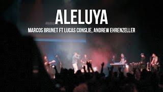 Marcos Brunet ft Lucas Conslie, Andrew Ehrenzeller - Aleluya (Espontáneo) | Reconciliados Miami thumbnail