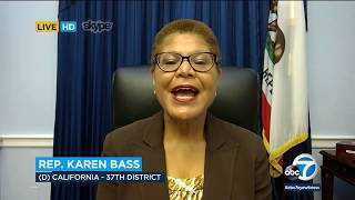 Is Rep. Karen Bass Being Vetted To Be Joe Biden's Pick For Vice President? | ABC7