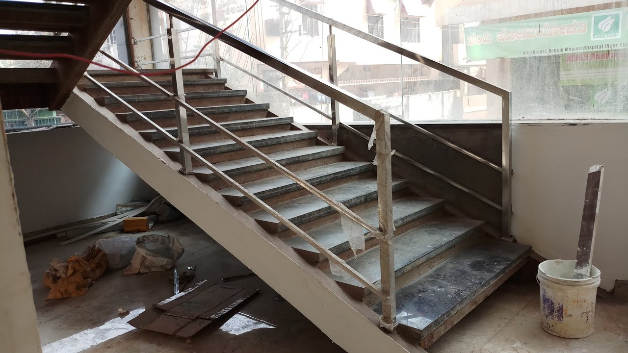 Steel Staircase And Duck Concrete And Steel Youtube | Steel And Concrete Stairs | Welding | Smooth | Cantilevered | Industrial | Cement
