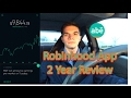 Robinhood App - 2 Year Review! $2,000 S&P500 ETF