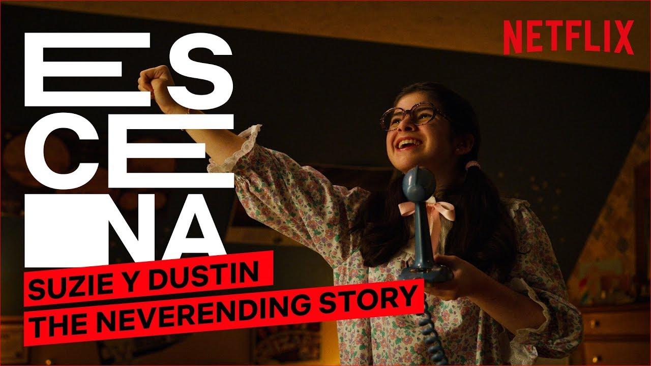 La Canción De Dustin Y Suzie Stranger Things Netflix España