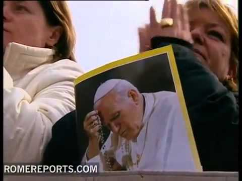 Agenda for Beatification of John Paul II