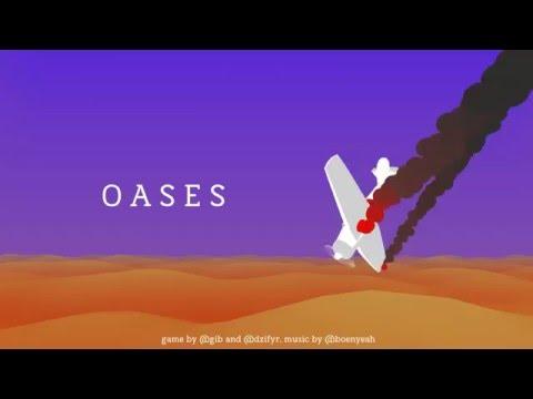 Oases - Psychedelic Never-ending Plane Crash