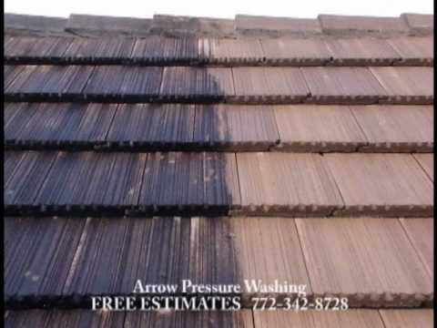 Roof Cleaning In Port Saint Lucie | Roof Cleaning Stuart, FL