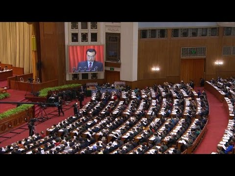 Premier Li Keqiang lays out China's historic spending plan