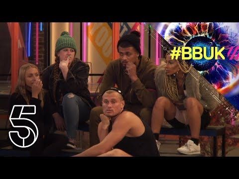 Picked last for a task | Big Brother 2018
