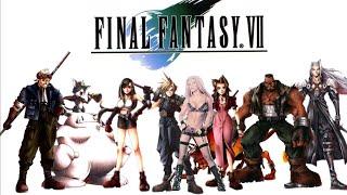 TheDarkAce Plays: Final Fantasy VII (PS4) Part 3 (BLIND) (REUPLOADED) #RIPAshleyMassaro