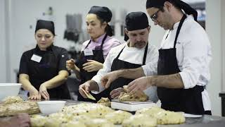 1 hora en el pastry lab