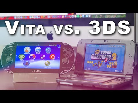PlayStation Vita vs New 3DS XL3+ Years Later