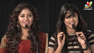 Anjali Speech : After Angadi Theru, Its Iraivi that is close to my heart