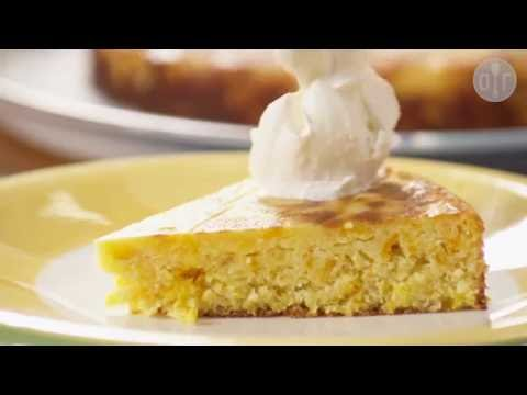 Gluten Free Recipe - Flourless Orange Cake