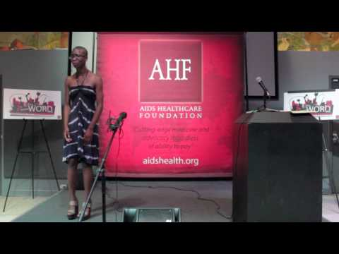 AIDS Healthcare Foundation 2K15 Spoken Word South Carolina