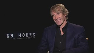 Michael Bay On '13 Hours' And Future 'Transformers' Movies