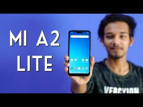 Xiaomi mi A2 lite : Cleanest Redmi 6 Pro  | 4K | ATC