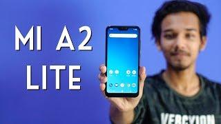 Xiaomi mi A2 lite : Cleanest Redmi 6 Pro    4K   ATC