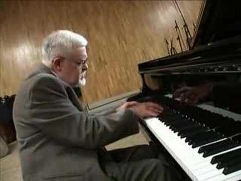 Nikolai Kapustin performing Impromptu, op. 66, no. 2