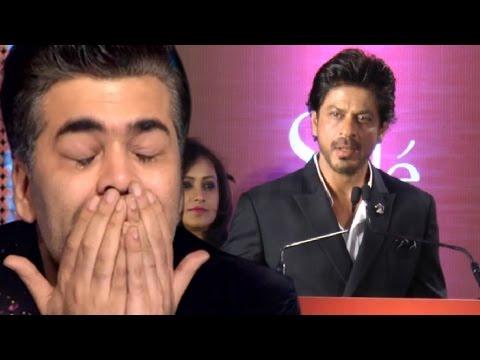 Shahrukh Khan Emotional Speech For Karan Johar At 'An Unsuitable Boy' Book Launch Mp3