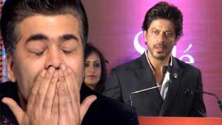 Shahrukh Khan Emotional Speech For Karan Johar At 'An Unsuitable Boy' Book Launch thumbnail