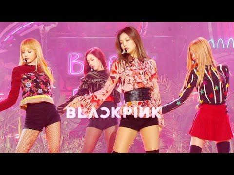 《Comeback Special》 BLACKPINK (블랙핑크) - PLAYING WITH FIRE (불장난) @인기가요 Inkigayo 20161106