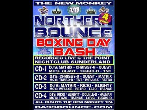 Dj Matrix Mc Impulse B2B Retro @ Northern Bounce Boxing Day 2010