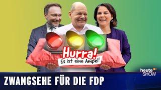 Die Ampel kommt – tritt Laschet nun als CDU-Chef ab?