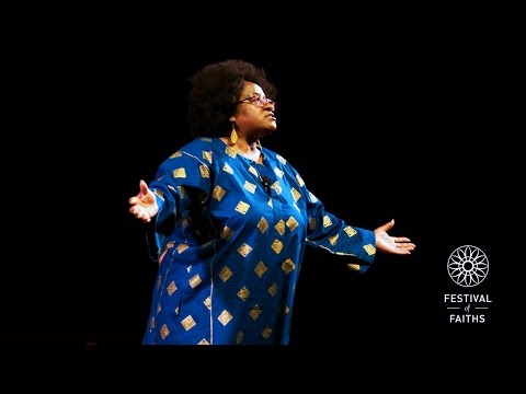 Naomi Tutu | Living Compassion | 2017 Festival of Faiths