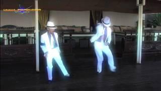 Ila e Ric Smooth Criminal Tribute to Michael Jackson