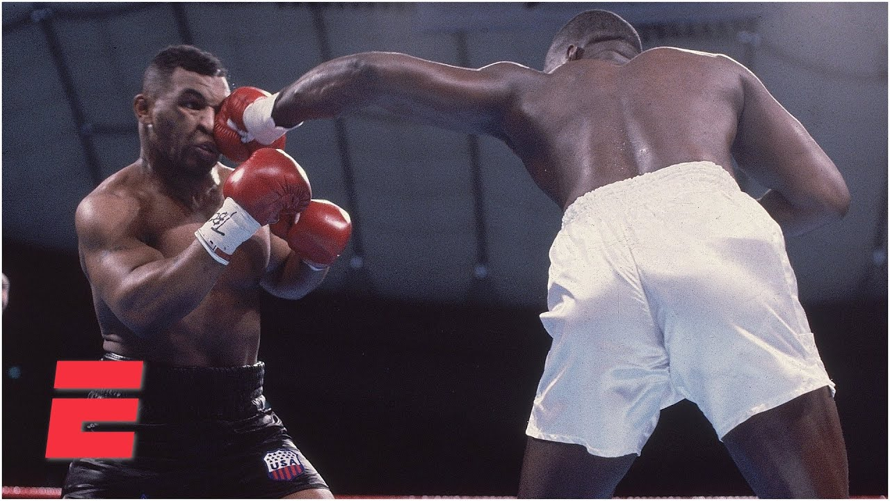Reflecting on Buster Douglas' shocking 10th-round KO on Mike Tyson | #Greeny
