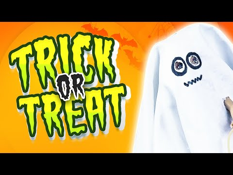 Thumbnail: Barbie - Halloween Trick or Treat