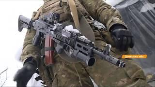 Российский спецназ бросил вызов украинским десантникам