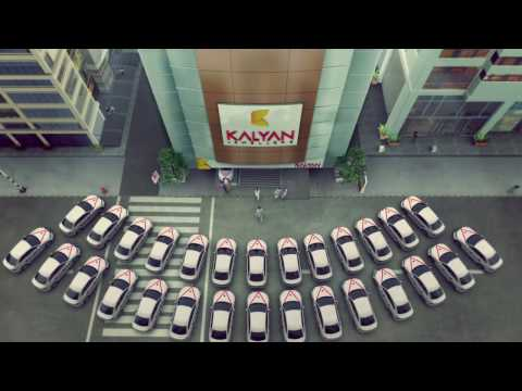 Kalyan Jewellers - Win 30 Audi Cars, aslo get Gold coin free - English 20SEC