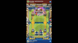 Trolenado en Clash royal