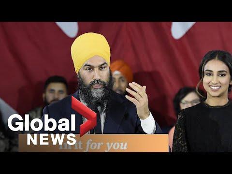 Canada election: Jagmeet