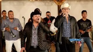 Lenin Ramirez Ft. Jesus Payan Ft. Banda Cruz De Oro - Carlitos y Alejandro (En Vivo 2017)