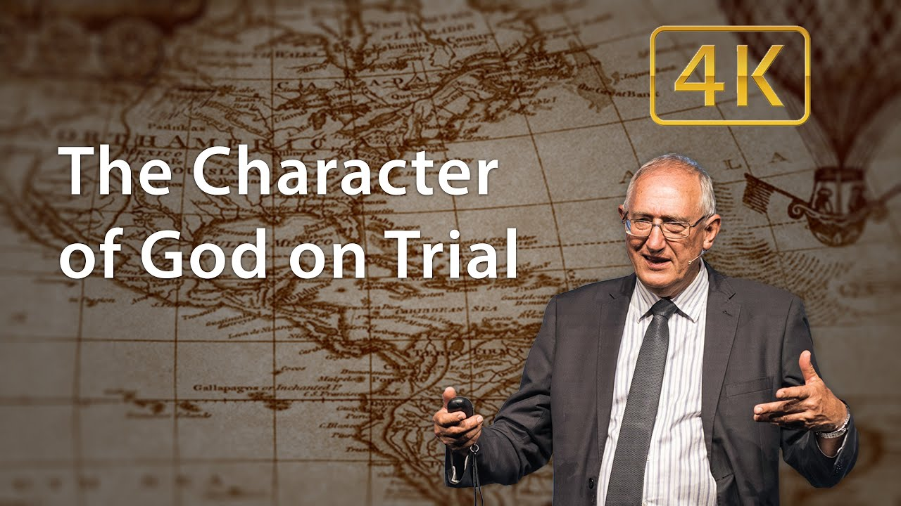 292 - The Character of God on Trial / Conflict and Triumph - Walter Veith