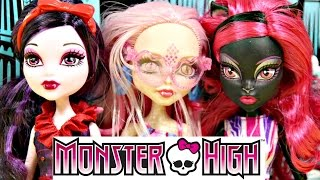 Ghoulebrities in Londoom / Wyprawa Do Londstrachu -  Monster High - CGF51 - Recenzja