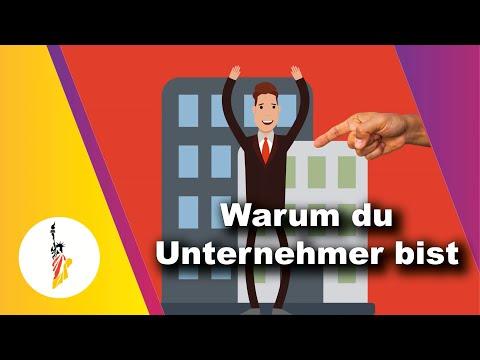Warum du Unternehmer bist (Liberty Economy 10)