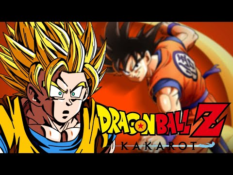 Dragon Ball Z Kakarot (Full Stream #7) Part 2
