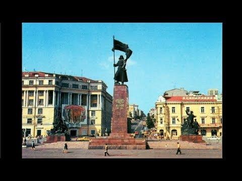 Владивосток в цвете 1970-е годы / Vladivostok in colour - 1970's