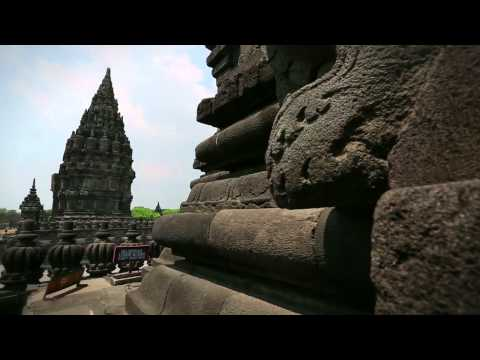 PRAMBANAN The Magnificent Temple of Hinduism, in Indonesia ( World Heritage, UNESCO )