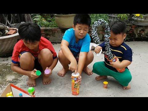 HỘP BÍ ẨN Đại Chiến - Mystery Box Battle - ChiChi TV