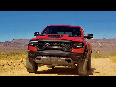 NEW 2021 RAM 1500 TRX – Most Powerful Truck in the World – Interior, Exterior details