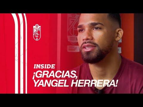 Entrevista   ¡Gracias Yangel Herrera!