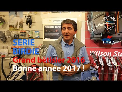 Golf Série Birdie Grand Bêtisier 2016 !