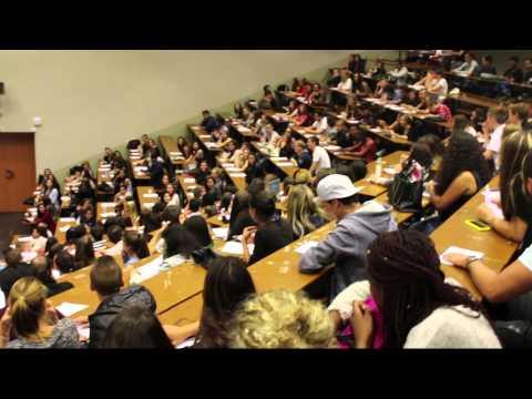 Intervention en Amphi - 2015 - BDE DROIT